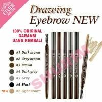 [ETUDE HOUSE] Drawing Eye Brow (100% Original) Pensil Alis