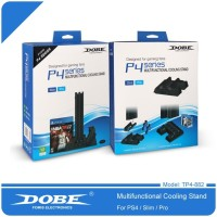 PS4 Series Multifunctional Cooling Stand For PS4, Slim, Pro