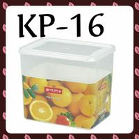 Tempat Penyimpanan Makanan Serbaguna(6,5 L), Lion Star-Praxis KP-16.