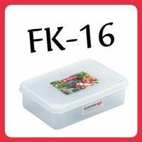 Tempat Penyimpanan Makanan Serbaguna(440 ml), Lion Star-Stella, FK-16.