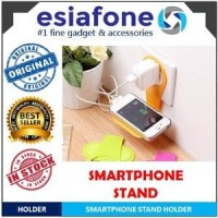 ESIATEC Smart Phone Wall Adapter Charger Stand Bracket Diskon