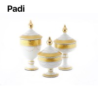 Trophy candy jar T383 / Toples piala Vicenza / T383
