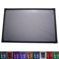 LED Writing Board - Papan tulis LED - 60x80cm - Papan Iklan