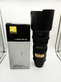 Termos Lensa Tumbler Air Panas Dingin Vaccum Nikon Lens AF-s 70-200MM