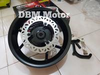 Velg VND Double Disc + Disc rotor TDR/Cakram Belakang Yamaha Aerox 155