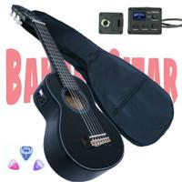 Guitalele GL1 elektrik tunner custom Supercopy gitarlele