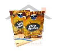 Blue Duck Salted Egg Yolks - Keripik Singkong Telur Asin