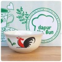 Mangkok Nasi KOPIN Ayam Jago seri 2 - Mangkok Sup