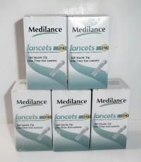 Blood Lancet / Jarum bekam Medilance 21G