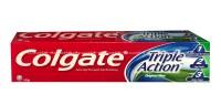 Colgate Triple Action Pasta Gigi Untuk Merawat & Menjadikan Lebih Puth