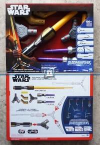 STAR WARS - Jedi Knight Lightsaber Bladebuilder - ORIGINAL Light saber