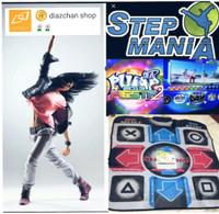 harga Dance pad carpet karpet menari with game piu step mania for pc laptop Tokopedia.com