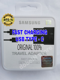 CHARGER SAMSUNG S8/S8+/note8/A5 A7 2017 FAST CHARGING TYPE C ORI 100%