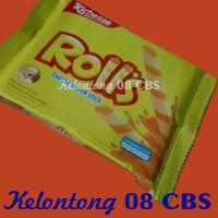 Snack Richeese Nabati Rolls M1 Per 10pcs @43gr - Ecer