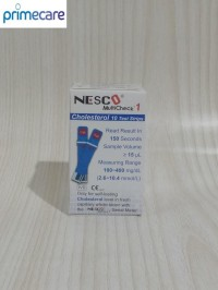 Strip Nesco Kolesterol / Cholestrol