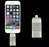 harga Flash disk drive flashdisk otg 3in1 iphone apple android pc 64gb Tokopedia.com