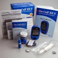 Alat Test Gula Darah Glucose Test On Call Plus