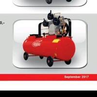 NLG 5,5 HP Kompresor Angin Tanpa Motor Unloading