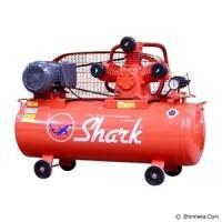 SHARK 2 HP Kompresor Angin + 1 Liter Oli Kompresor