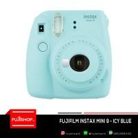 Fujifilm Instax Mini 9 - Icy Blue Ramadhan