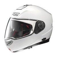 Helm Nolan N104 Absolute Classic Metal White