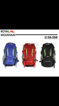 harga Tas ransel gunung royal mountain 50l Tokopedia.com