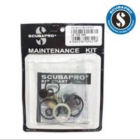 Scubapro Maintenance Service Kit MK25 EVO First Stage Regulator Scuba