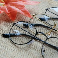 kacamata minus bulat korea dan anti radiasi komputer
