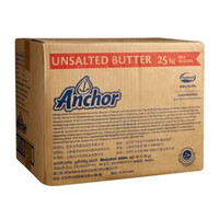 Anchor butter unsalted repack 1 kg