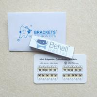 Bracket Fancy Amplop Orthodontics
