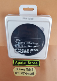Wireless Charger Samsung Galaxy Note 8 / S8 / S7 Note 5 Original