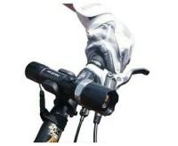 Termurah Bracket Senter Sepeda Mount Braket Lampu Laser Police Swat