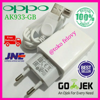 CHARGER CARGER OPPO ORIGINAL F3 F1S A57 A37 F5 A39
