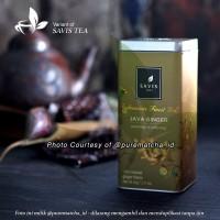 Savis Tea - Premium Java GInger Tea KALENG 60gr Teh Jahe Lokal Tisane