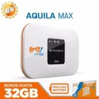 Termurah Modem Mifi Bolt Aquila Max+ quota 32gb 24 Jam
