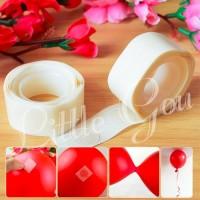 Glue Dot Balloon / Lem Balon / Perekat Balon (100pcs glue dot)