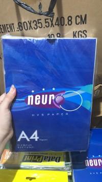 KERTAS HVS MURAH NEURO A4 70GRAM