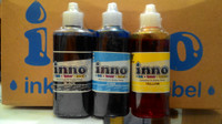 Tinta Printer Inno Ink 100ml Black,Cyan,Magenta,Yellow