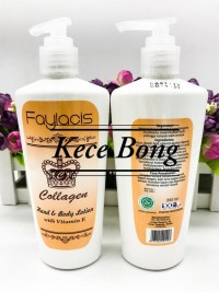 Terbaru Faylacis Hand Body Lotion Collagen Lavender 250Ml