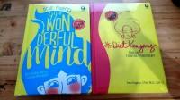 Paket Buku 99 Wonderful mind & Diet kenyang . Dewi Hughes