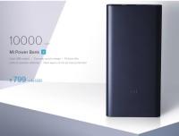 Xiaomi Power Bank 2 10000mAh Dual Output - Fast Charging - PLM09ZM