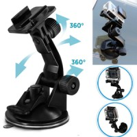 car holder - suction cup action cam gopro - xiaomi yi - bpro dll