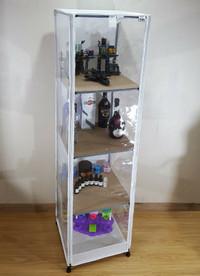 Lemari panjang minimalis/Lemari Pajang mainan/ type lp 04