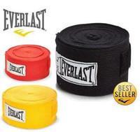 Handwrap Everlast Elastis 5 Meter - Handwrap Tinju Muay Thai Elastis