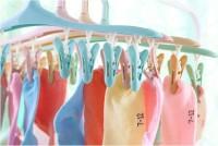 Gantungan kaos kaki baju 8 in 1 dengan jepit jemur praktis awet HPR141