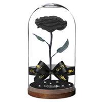 harga Enchanted jet black rose with spakling swarovski limited edition Tokopedia.com