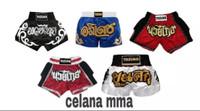 celana MMA nuay thai boxing tozuko