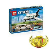 Lepin 02044 - Bricks Lego - City - Cities - Airport VIP Service