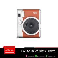 Fujifilm Instax Mini Neo 90 - Brown