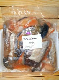 Kulit Salmon / Salmon Skin @500gr - MURAH!!!!